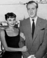 Audrey et James Hanson